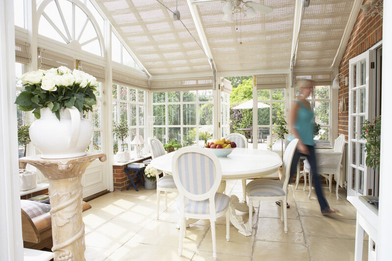 New Conservatory Roofs in Bedfordshire United Kingdom