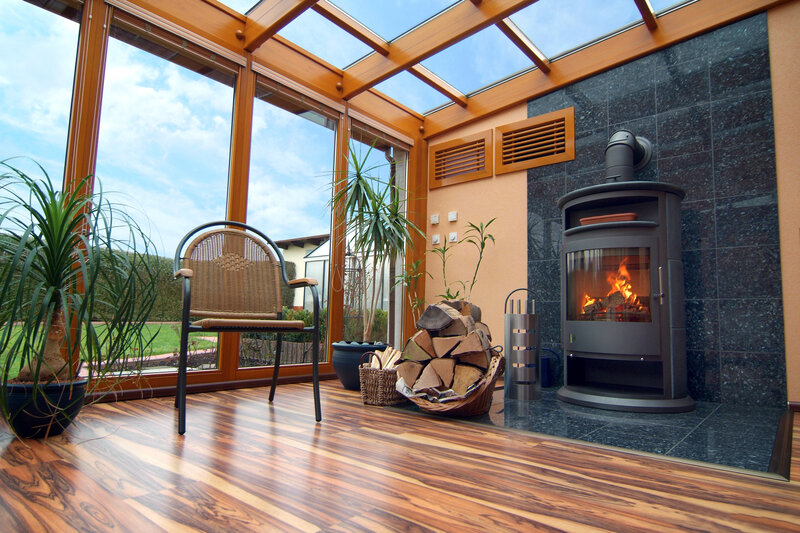 Difference Between Orangery and Conservatory Bedfordshire United Kingdom