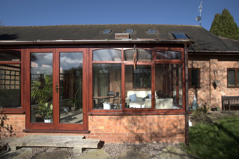 Solid Roof Conservatories in Bedfordshire United Kingdom